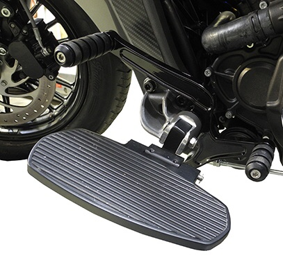 Avon Motorcycle Tires >> MeanCycles | DRIVER FLOORBOARDS FOR INDIAN SCOUT 2015-UP - Part No: CI-2020