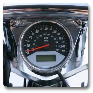 meancycles speedo mount vtx  part  ba