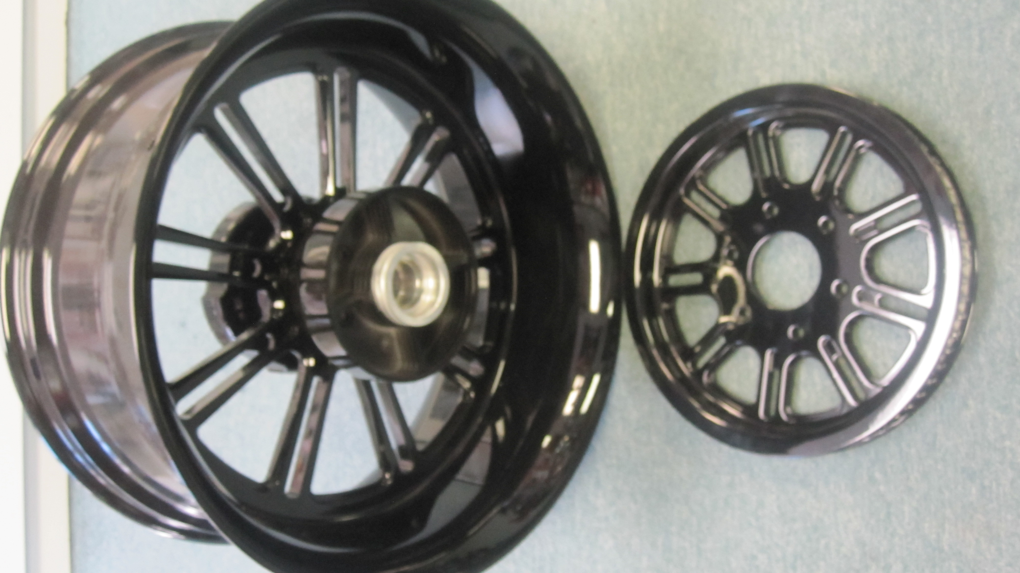 Meancycles Mimic 200 Wheel And Matching 61 Quot Overdrive