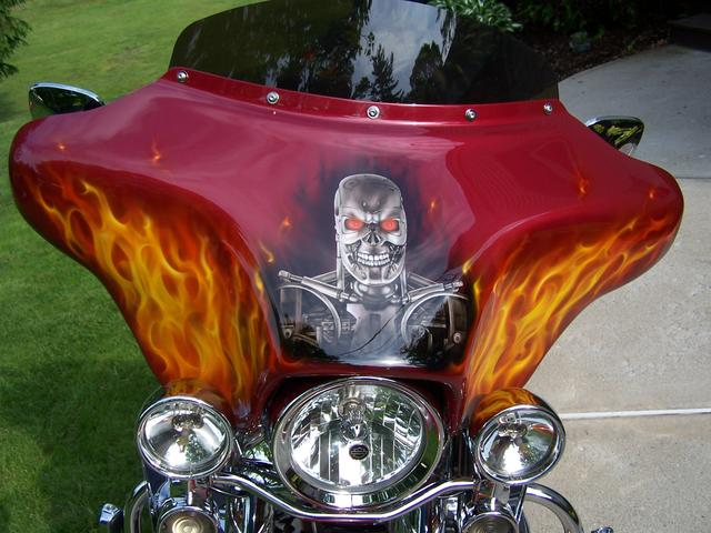 P furthermore Fbdone likewise  moreover In St Ms Bw Shield Grande further A  Zpsd F Bf. on harley road king turn signal relocation front