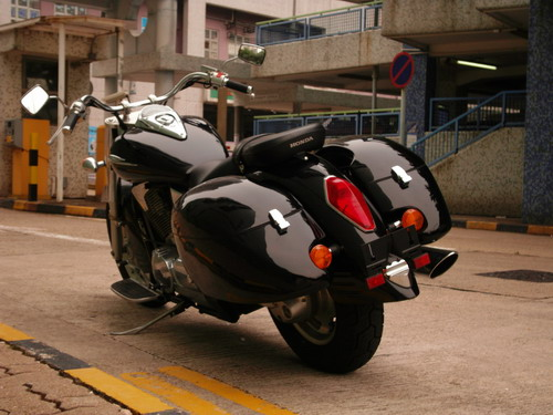 Avon Motorcycle Tires >> MeanCycles | QUICK DETACHABLE HARD SADDLEBAGS FOR HONDA ...