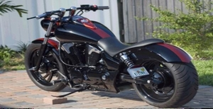 moreover Showthread together with HondaVTX1800Turbo additionally 221913427886 in addition Honda Fury Mini Apes. on vtx 1800c bagger kit