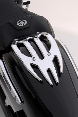 Meancycles Billet Rear Fender Rack For Raider Part No