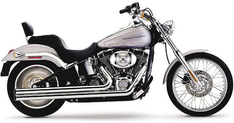 Speedster Longs For Softail Fatboy Part