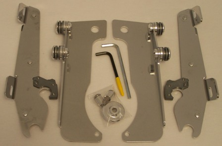 Brake Pads And Rotors Prices >> MeanCycles   MEMPHIS SHADES BATWING FAIRING MOUNTING ...