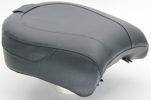 Meancycles Wide Vintage Passenger Seat Without Reciever