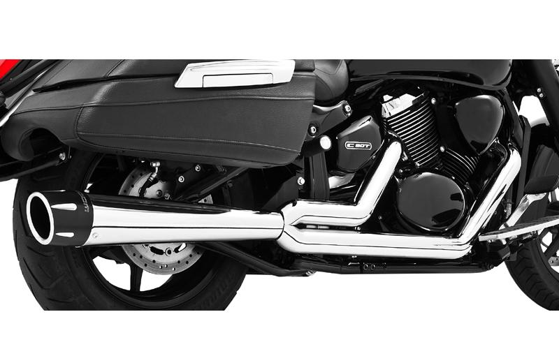Kawasaki Vaquero Freedom Exhaust