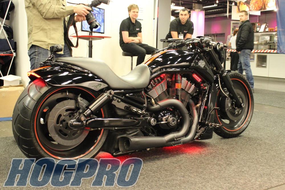 Harley Davidson Led Rear View Mirrors