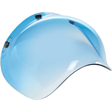 Meancycles Bubble Shield For 3 Snap Visor Configuration