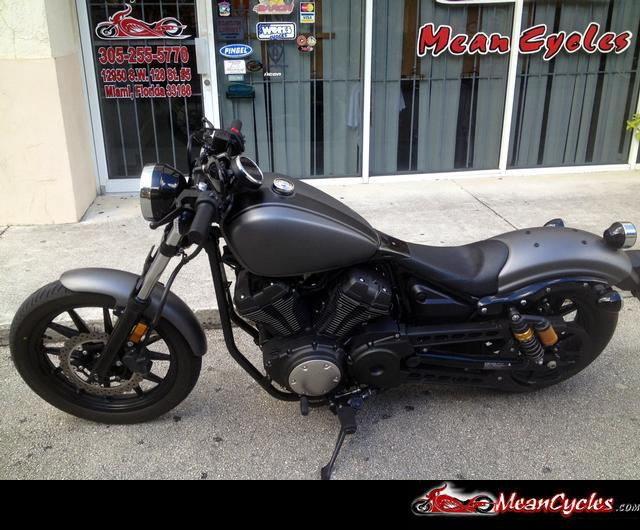 the gallery for gt yamaha bolt low and mean