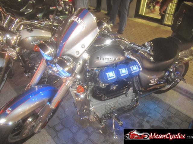 Meancycles Daytona Bike Week 2012