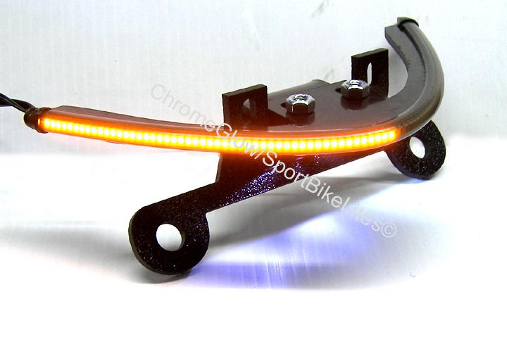 Meancycles Kawasaki Vulcan 900 Custom Led Turn Signals