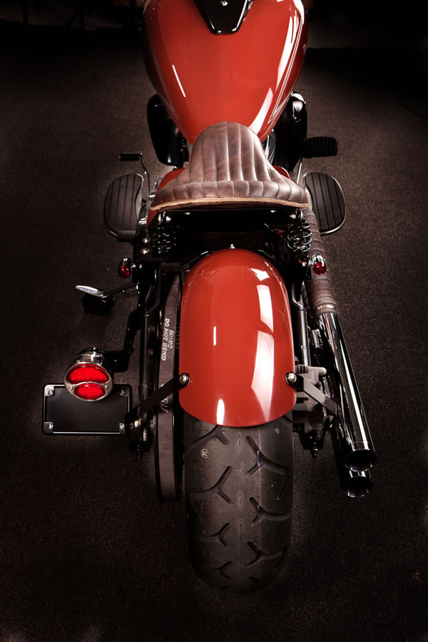 Brake Pads And Rotors Prices >> MeanCycles   REAR FENDER KIT FOR VULCAN 900 - Part No: BC