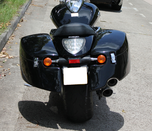 Windshield Replacement Come To You >> MeanCycles | QUICK DETACHABLE HARD SADDLEBAGS FOR M109R ...