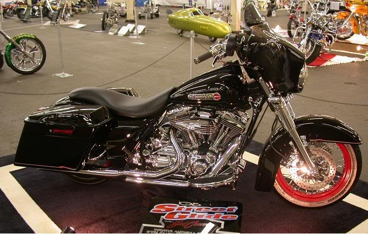 Meancycles 2 Inch Saddlebag Extensions For Harley
