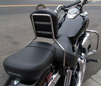 Brake Pads And Rotors Prices >> MeanCycles | DRIVER BACKREST FOR KAWASAKI VN900 CLASSIC ...