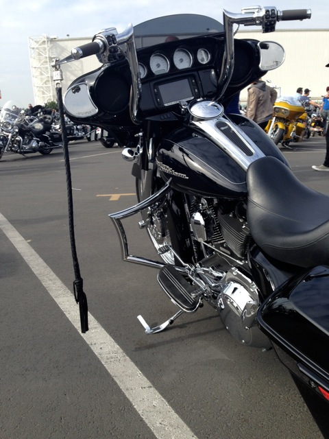 Meancycles 1 5 Street Glide 2014 Up Bagger Handlebars