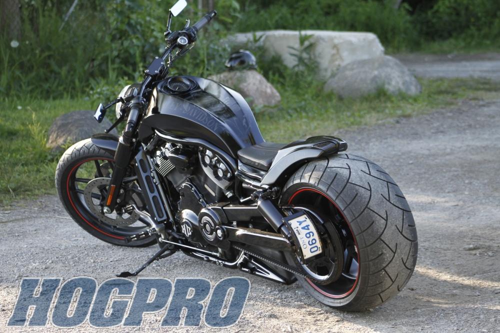 Meancycles Hogpro 300 Swing Arm Kit For V Rod 2007 2015