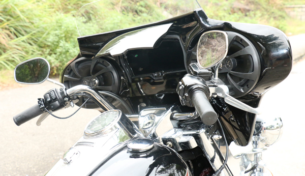 MeanCycles   ONE PIECE QUICK DETACHABLE DOUBLE BOOX FAIRING