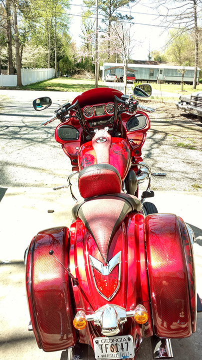 "Front Windshield Replacement >> MeanCycles | KAWASAKI VAQUERO 11"" MENACING MONKEY CUSTOM ..."