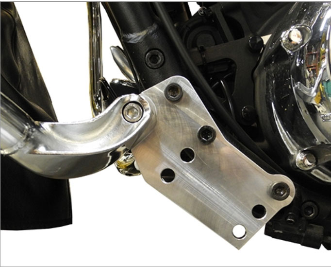 Brake Pads And Rotors Prices >> MeanCycles   INDIAN RIDER FLOORBOARD RELOCATION KIT ( Fits