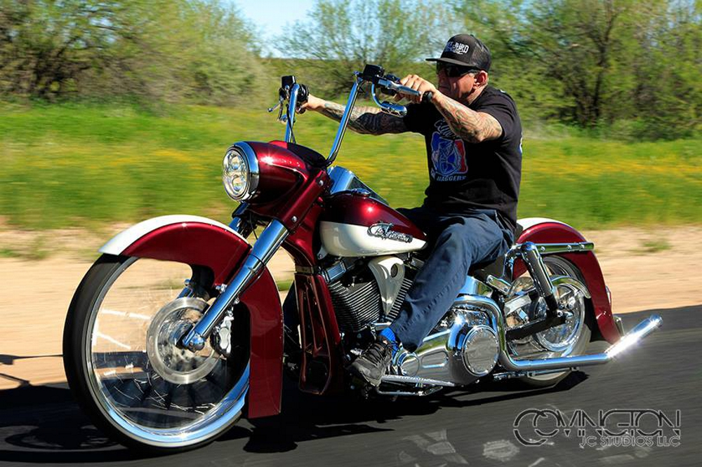 MeanCycles | BOLT-ON RAKE KIT FOR SOFTAIL MODELS (23