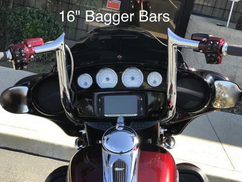 MeanCycles | 1 5″ STREET GLIDE 2014-UP BAGGER HANDLEBARS (12